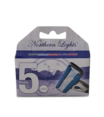 Northern Lights barberblade