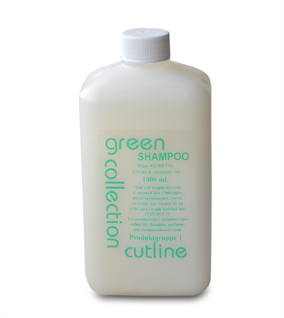 Green Collection, 1 liter  Shampoo
