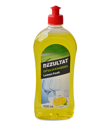 Lemon Fresh Opvaskemiddel, 500 ml