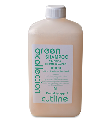 Green Collection Normal Shampoo, 1 liter